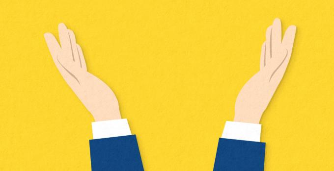 «Лодочка», «блюдце» и «зеркало»: как жесты помогут выступать убедительно