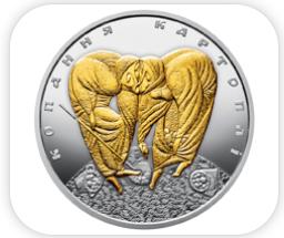 Нацбанк выпустил монету, посвященную любимому делу украинцев