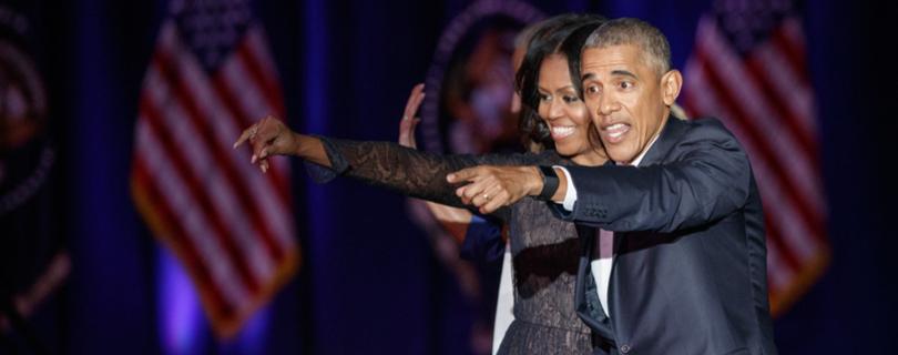 Барак Обама с женой займутся производством сериалов