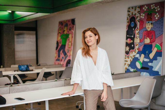 #Часы основательницы нетворкинг-платформы Charitum Даши Заривной: о двух сторонах эмоциональности, минусах продуктивности и лучшей черте поколения Z