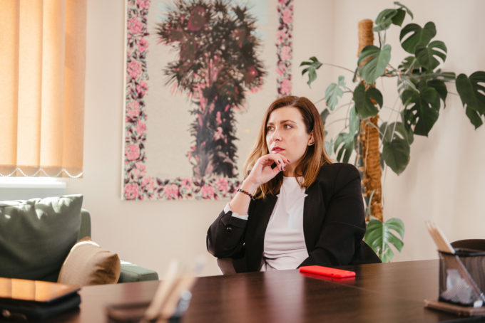 #Часы генерального продюсера Одесского кинофестиваля Юлии Синькевич: о работе с людьми, эмоциональной синусоиде, доверии и гиперответственности