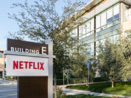 В офисе Netflix в Калифорнии есть мост, «Колизей» и кинозалы (фото)