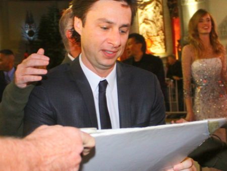 Голливудскому актеру нашли работу в Украине