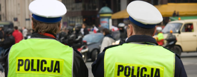 """На дорогах Польши полиция штрафует """"по-итальянски"""""""