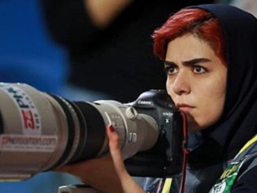 В Иране журналистка оригинально защитила свое право на профессию