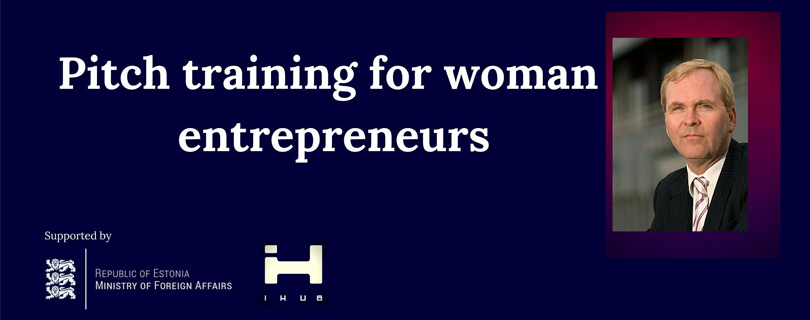 Пітч-тренінг для жінок підприємців