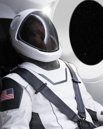 Создатель костюма Бэтмена разработал новые скафандры для астронавтов NASA