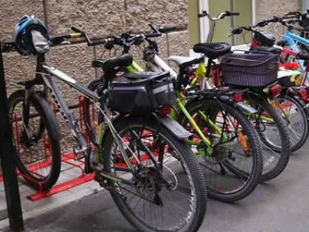 В Киеве выберут самую дружественную к велосипедистам компанию