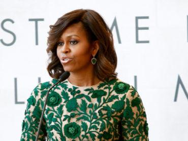 Мишель Обама стала ведущей на свадьбе