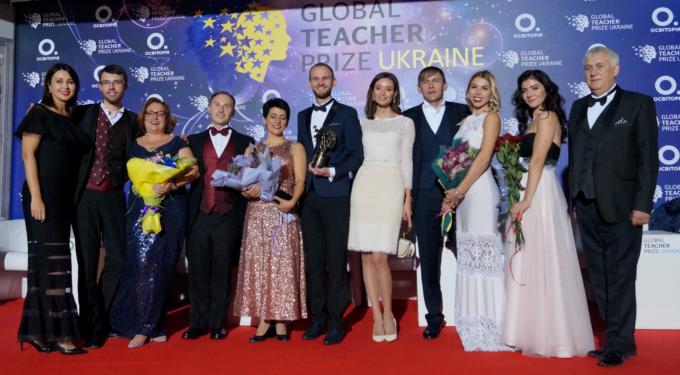 Лучший учитель Украины-2018 рассказал, на что потратит 250 000 гривен призовых