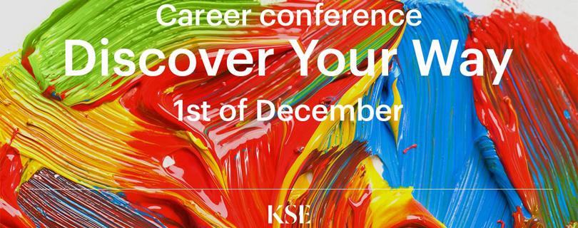 """Кар'єрна конференція """"Discover Your Way"""""""
