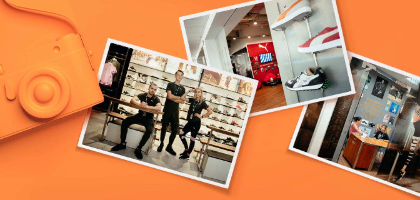 Спортивный интерес: 7 фотофактов о компании Puma как работодателе