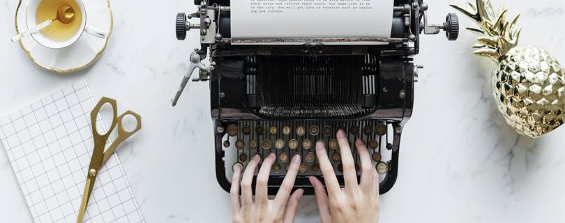 Лекція «Як розпочати писати цікаві статті»