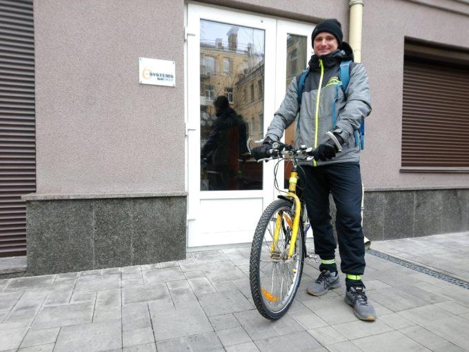 9 причин, чому співробітники українських компаній пересідають на велосипеди