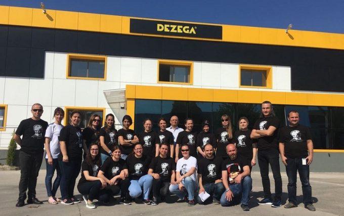 Компания DEZEGA: «Доказываем своим примером, что быть инженером в Украине – интересно и престижно»