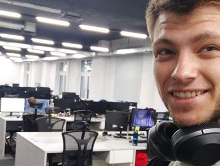 Стажер DataArt Петр Ящук: «Именно в таких сложных проектах можно быстро прокачать свои скиллы»