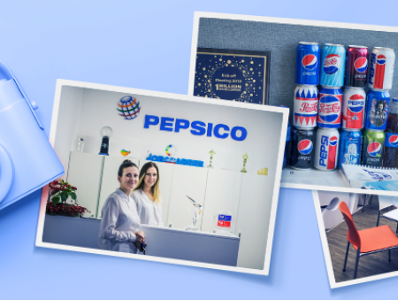 Культура признания, английские дни и офисные киносеансы: 10 наблюдений с фотоэкскурсии в PepsiCo Ukraine