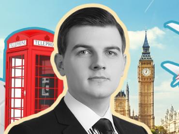 «Любой международный опыт позволяет расширить горизонты и проверить свои возможности»: Виталий Майнарович, M&A юрист, о прохождении стажировки в Лондоне