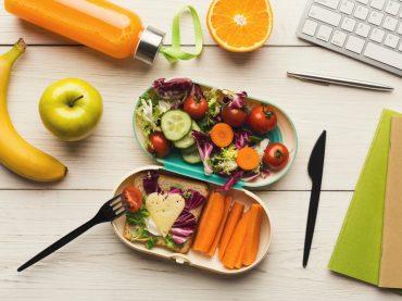 Питание в офисе: как и что есть, чтобы оставаться здоровым