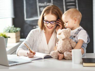 Как сохранить «деловую хватку» в декрете: 7 способов с минимальными затратами времени