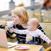 Робота і декретна відпустка: як поєднати непоєднуване