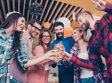П'ять правил поведінки на корпоративній вечірці