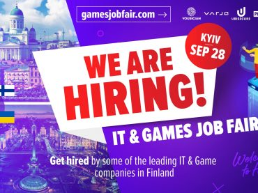 IT and Games Job Fair Kyiv 2019