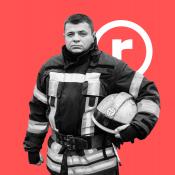 Сергій Пантус, вогнеборець: «Неможливо забути очі матері, якій передаєш із пожежної драбини її живих і здорових дітей»