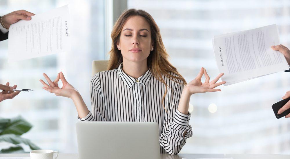 Відпочинок під час завалу на роботі: шість способів