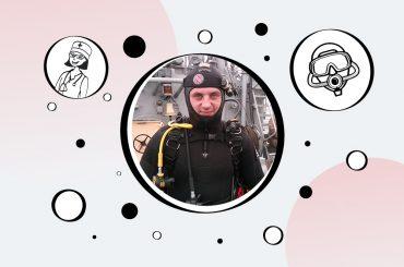 Герої серед нас: водолаз Костянтин Миргородський, організував виготовлення захисних масок для медиків