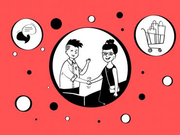 """""""Кожна людина – це шестерня в механізмі витвору мистецтва"""": три історії до Дня працівників торгівлі та ресторанного бізнесу"""