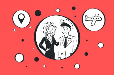 Про людей, закоханих у небо, найважче у роботі та вплив непомітного вірусу: дві історії професії до Дня авіації