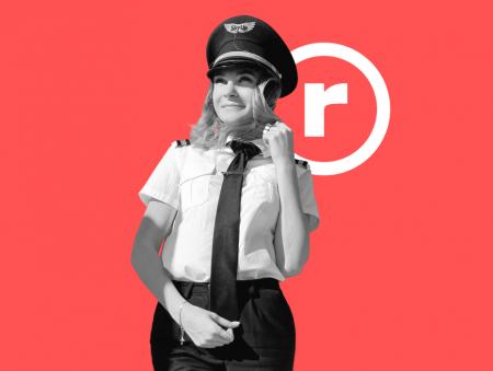 Олена Коневська, пілотеса: «Літати – це найпрекрасніше, що може людина»