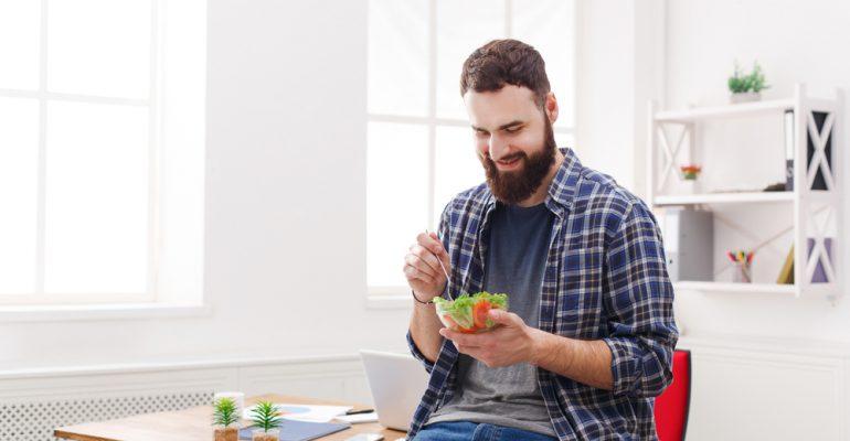 Правильне харчування в офісних умовах: місія можлива