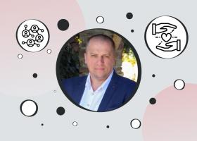«Ключовий фактор успіху компанії – це люди»: HRD Долфі-Україна Євген Рогоза