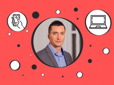 «Найкраще, що може отримати людина – це якийсь виклик»: генеральний директор Lenovo в Україні Тарас Джамалов