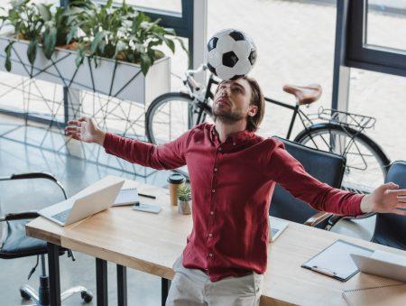 Заняття спортом та успіх на роботі: є зв'язок?