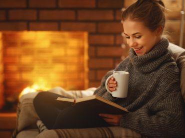 Сім затишних книг, що зігріють в холодну пору