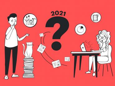 Що нового у робочому житті? Опитування