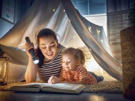 Сім книг, щоб почитати з дітьми