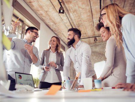 Шість кроків до гарних стосунків з колегами