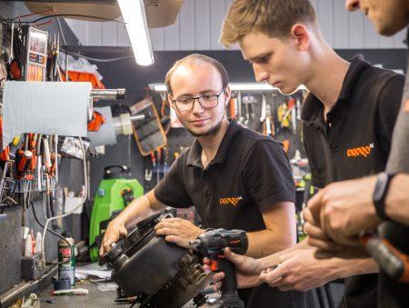 Старт кар'єри в Dnipro-M: як студенти отримали свою першу роботу